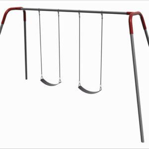 Modern Bipod Swings, 2 Seats