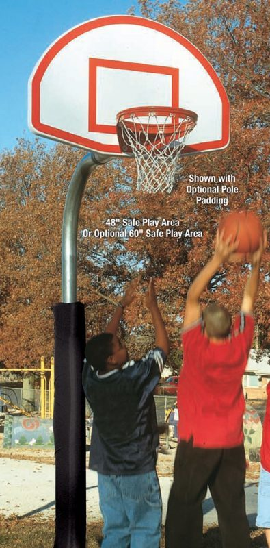 Complete Basketball System