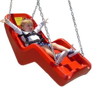 JennSwing Handicap Swing Seat