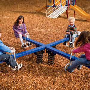 Four Seater Teeter Totter