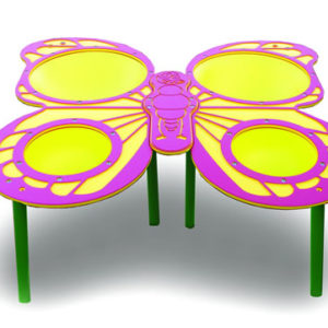 Butterfly Sand and Water Table