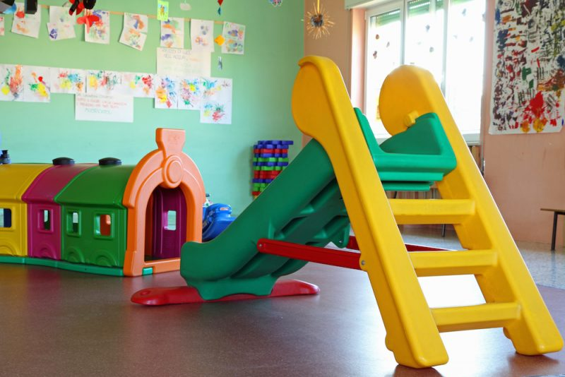 Choosing Indoor Playing Equipment