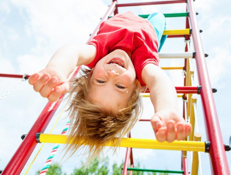 Choosing Playground Equipment