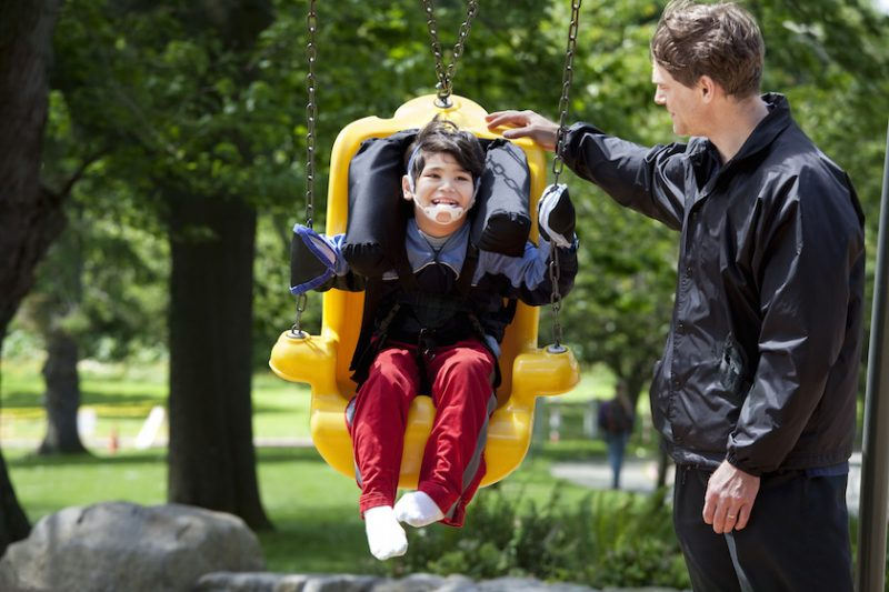 The Importance of Handicap Accessible (ADA) Play Equipment