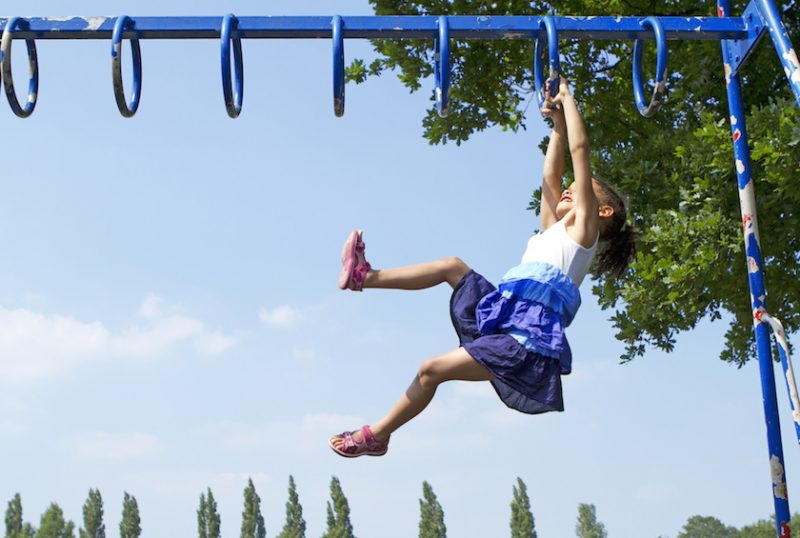 The Essential Benefits of Climbing in Playgrounds