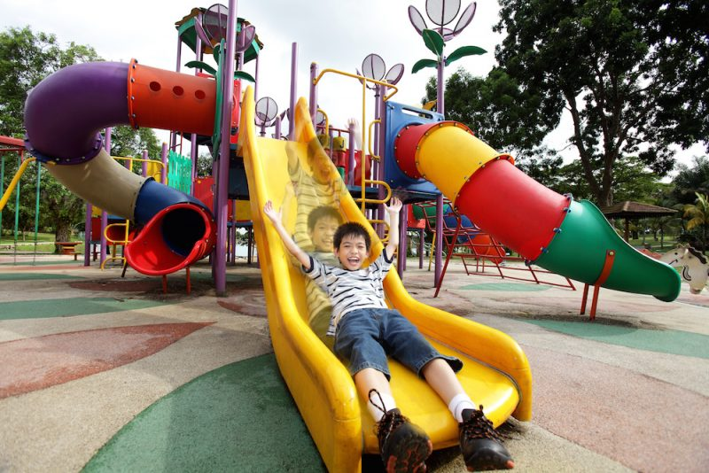 How Playgrounds are Key to Development