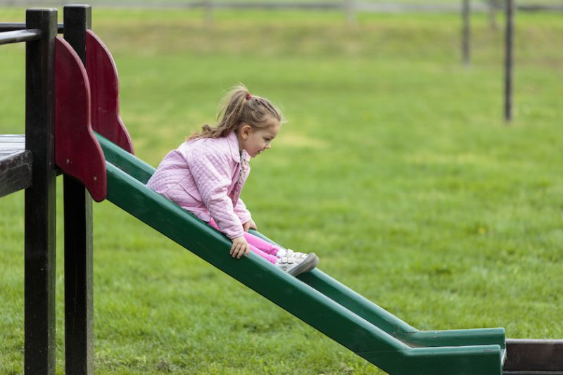 Buying a Slide for Your Playground